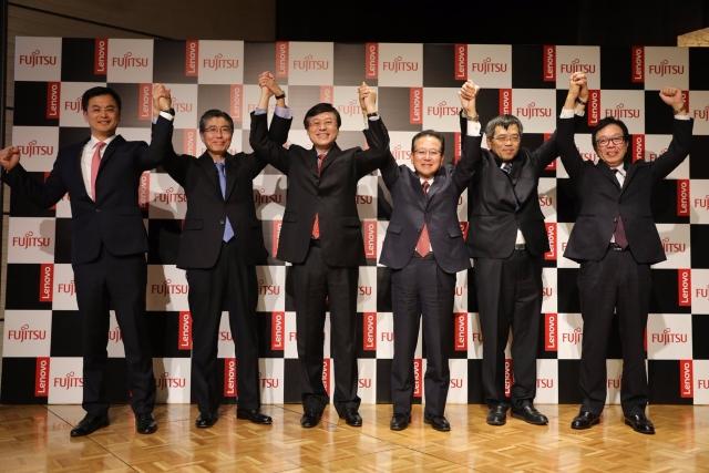 Lenovo Fujitsu