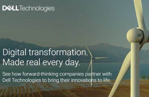 dell technologies web