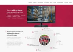 eD novy web