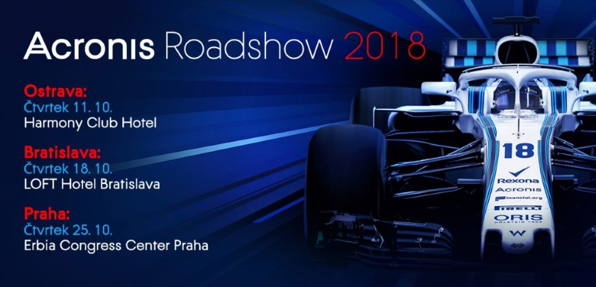 Acronis Roadshow 2018