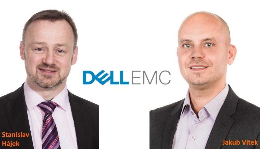 Dell-EMC-Česká-republika-Hájek-Vítek