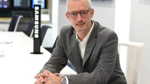 Tomáš Balík v Samsungu na pozici head of mobile division