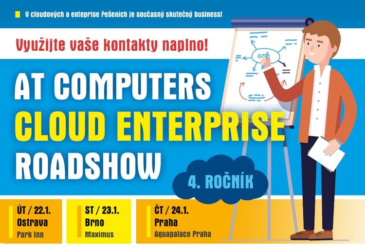 ATC Cloud Enterprise RoadShow