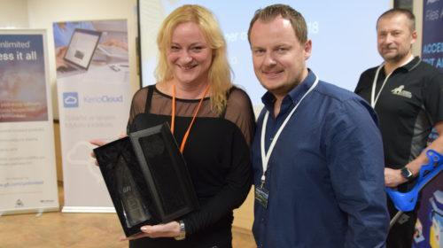 Distributor Zebra Systems v Zaječí předal ceny nejlepším partnerům
