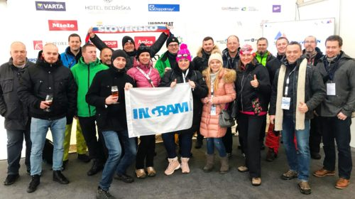 Ingram Micro pozval partnery na Světový pohár do Špindlu