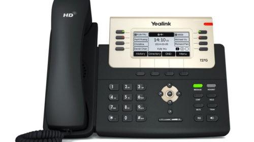 SWS distributorem VoIP řešení Yealink