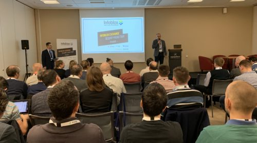 Infoblox Security & Cloud Road Show s Veracompem