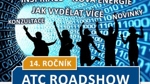 14. ročník ATC RoadShow startuje v dubnu