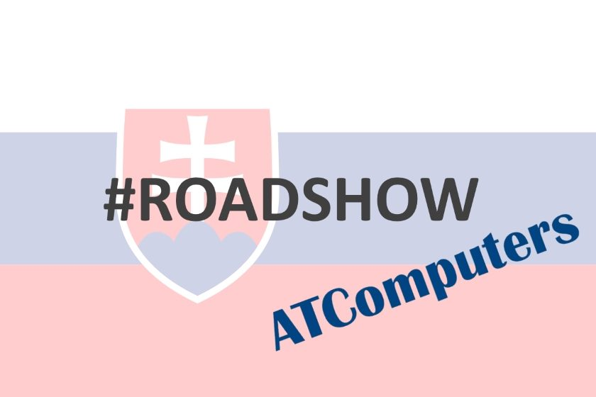 ATC roadshow Slovensko