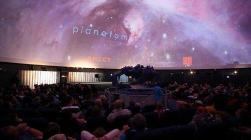 Anect uspořádala Family Day v Planetáriu