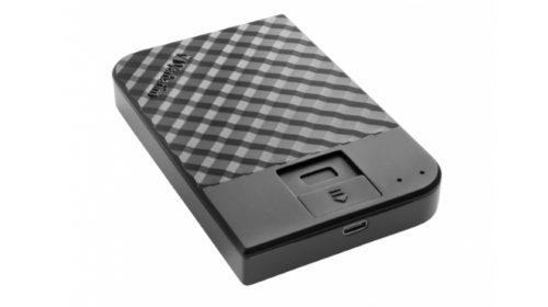 Externí pevný disk s hardwarovým šifrováním AES 256