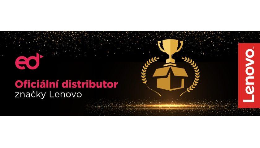 eD system je oficiálním distributorem značky Lenovo