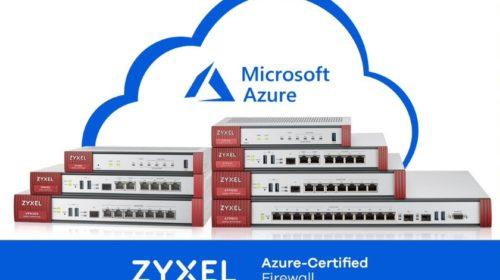 Zyxel získal certifikaci Microsoft Azure pro VPN firewally ZyWALL