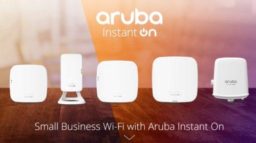 AT Computers představuje Aruba Instant On