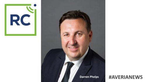 Darren Phelps viceprezidentem pro obchodní odbyt v Evropě