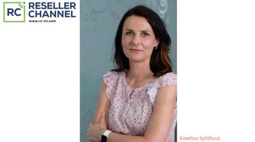 Kateřina Syřišťová je HR manažerkou v ANECTu
