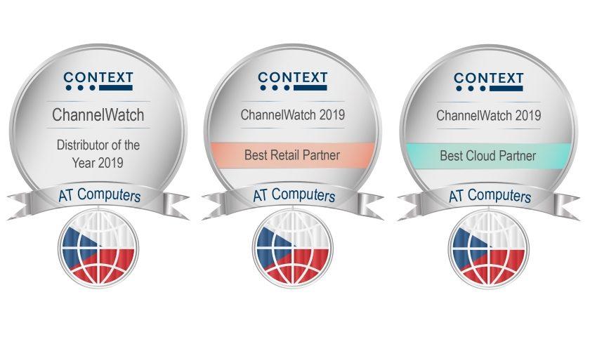 AT Computers Distributor roku 2019
