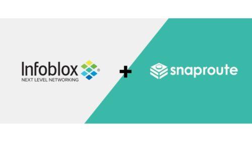 Infoblox kupuje SnapRoute