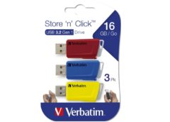 Nový flash disk Verbatim Store'n'Click