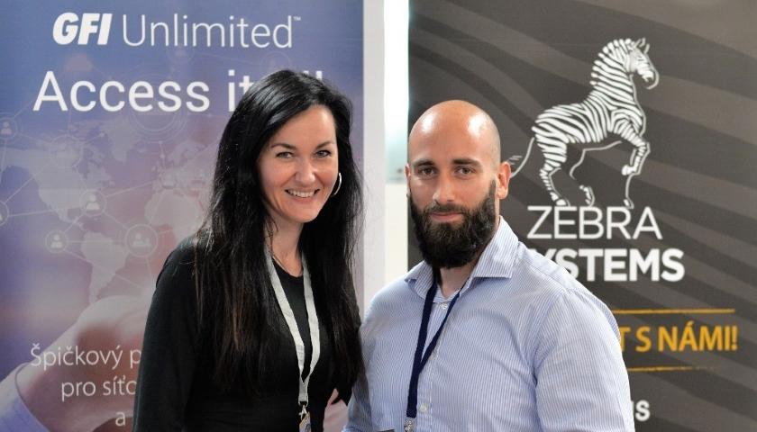 GFI Zebra partner