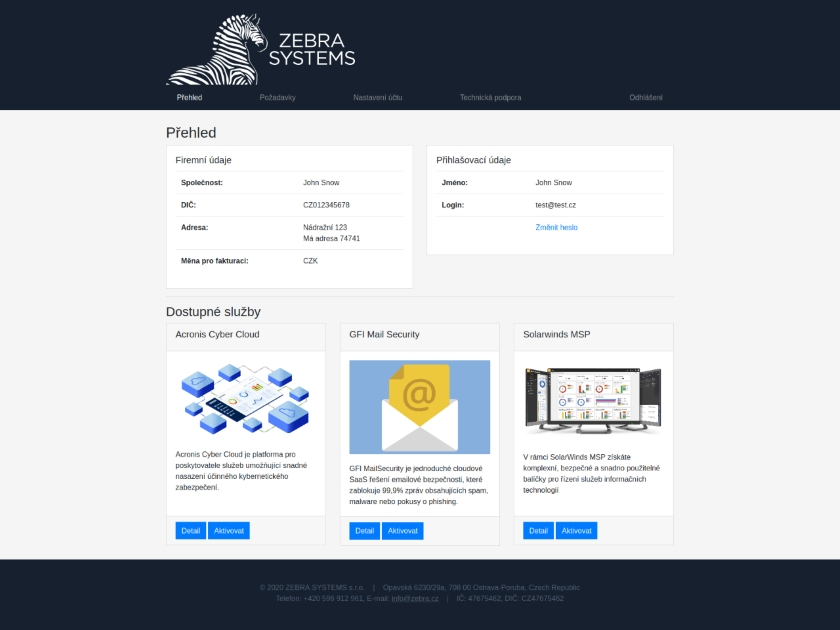 Zebra marketplace