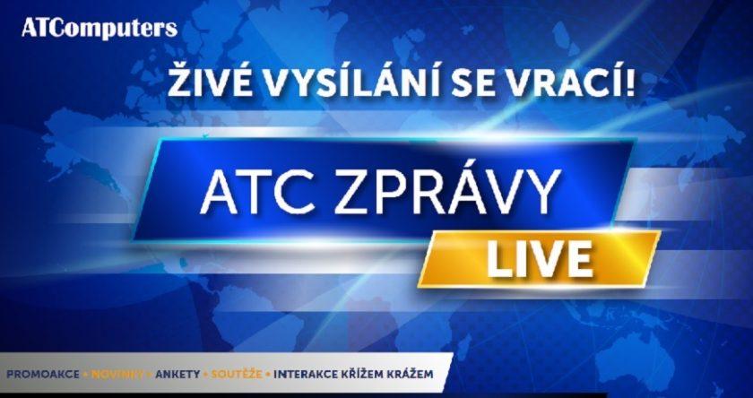 ATC zprávy LIVE