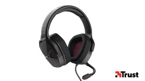 Multiplatformní herní headset Trust GXT 4371 Ward