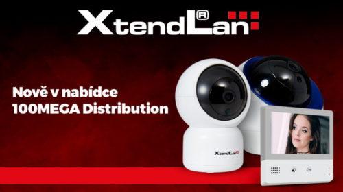 XtendLAN nově v nabídce 100Mega Distribution